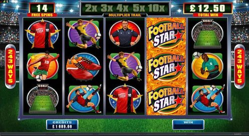 football stars tragaperras microgaming
