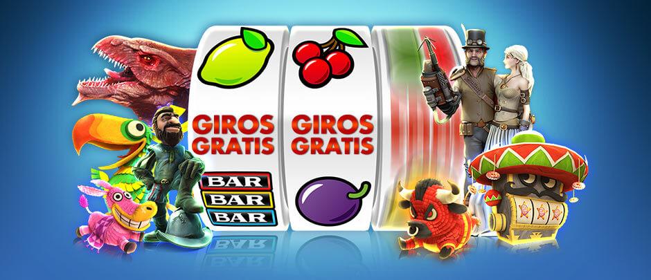 GIROS GRATIS