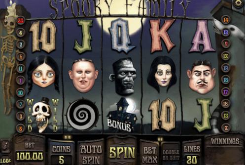 tragaperras-spooky-family